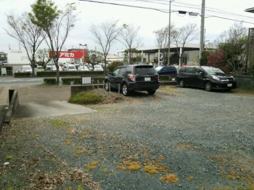 影山駐車場1